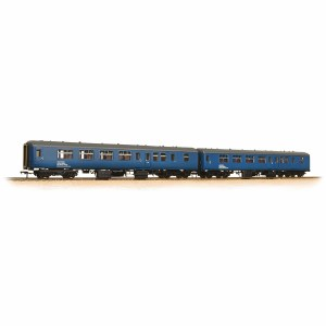 Bachmann OO 39-002 BR Mk2A BFK Twin Pack HST Barrier Vehicles 'ADB975665' & 'ADB975666'