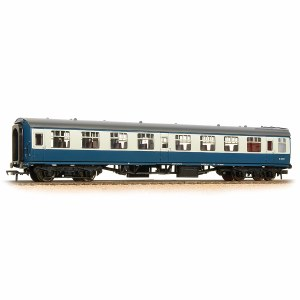 Bachmann OO 39-050D Mk1 TSO Tourist Second Open BR Blue & Grey