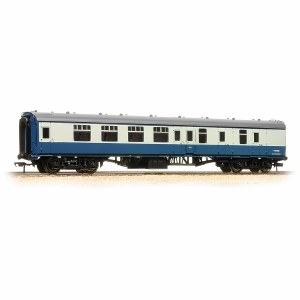 Bachmann OO 39-075C Mk1 BSK Brake Second Corridor BR Blue & Grey