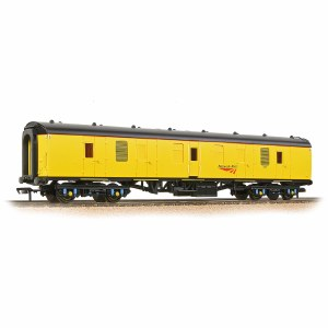Bachmann OO 39-190 Mk1 BG Brake Gangwayed Generator Van Network Rail Yellow