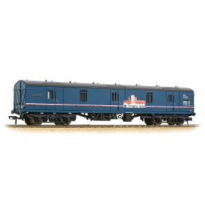 Bachmann OO 39-277A Mk1 GUV General Utility Van BR Blue 'Property Board'
