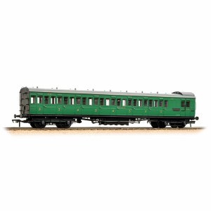 Bachmann OO 39-623 Birdcage 60' Brake Third SR Malachite Green