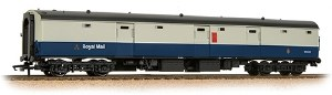 Bachmann OO 39-755 BR Mk1 POT Stowage Van BR Blue and Grey