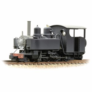 Bachmann Narrow Gauge OO9 391-030 Baldwin 10-12-D Tank No. 4 Snailbeach District Railways Black - Weathered