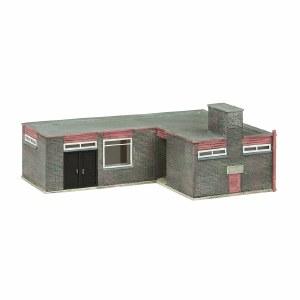 Graham Farish N 42-0034 Depot Crew Room