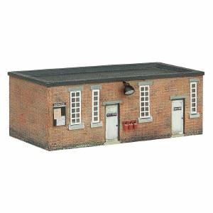 Graham Farish N 42-0054 Depot Mess Room and Toilet