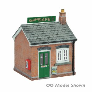 Graham Farish N 42-0071 Station Café
