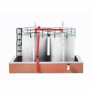 Graham Farish N 42-016 Fuel Storage Tanks 936mm x 59mm x 60mm
