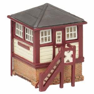 Graham Farish N 42-182 Ground Frame Hut