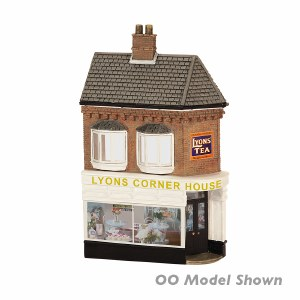 Graham Farish N 42-243 Low Relief Lyons Corner House