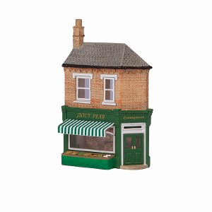 Graham Farish N 42-253 Low Relief Greengrocers