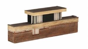Graham Farish N 42-254 Low Relief Power Signal Box
