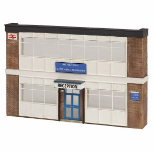Graham Farish N 42-259 Low Relief Office Block