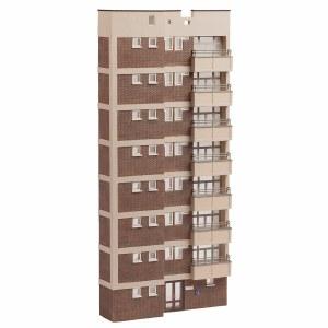 Graham Farish N 42-265 Low Relief Block of flats