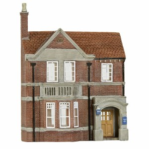Graham Farish N 42-271 Low Relief Police Station