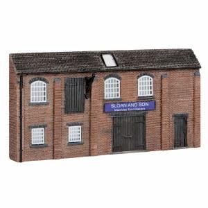 Graham Farish N 42-277 Low Relief Factory