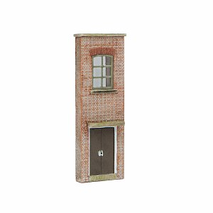 Graham Farish N 42-290 Low Relief Modular Mill Entrance