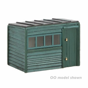 Graham Farish N 42-544 Pent Roof Garden Shed