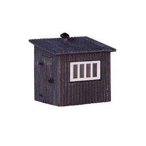 Graham Farish N 42-558 Corrugated Metal Shed