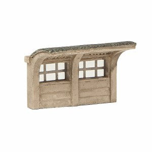 Graham Farish N 42-593 Concrete Bus Shelter