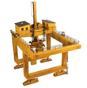 Bachmann OO 44-0009 Container Terminal Crane