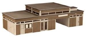 Bachmann OO 44-0013 Post War System-Built Station