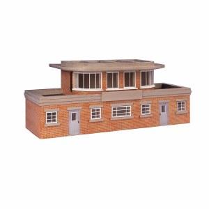 Bachmann OO 44-0059 Art Deco Signal Box