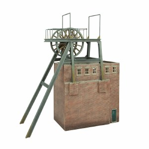 Bachmann OO 44-0075 Colliery Pit Head Lift