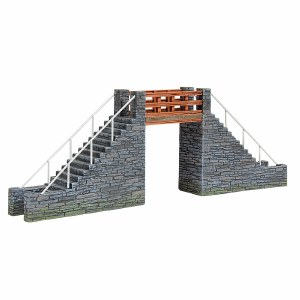 Bachmann Narrow Gauge OO 44-0107 Narrow Gauge Slate Footbridge