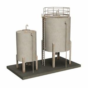 Bachmann OO 44-0110 Depot Storage tanks