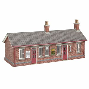 Bachmann OO 44-0125 Lucston Station
