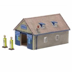Bachmann OO 44-0156 Goathland Garage
