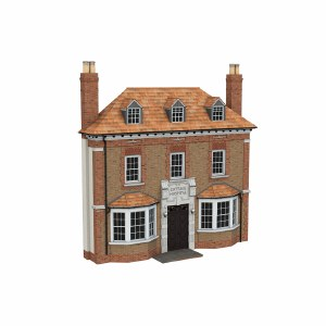 Bachmann OO 44-0204 Low Relief Cottage Hospital