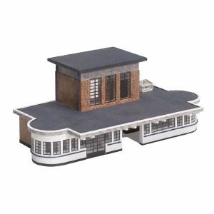 Bachmann OO 44-066 Art Deco Station Building