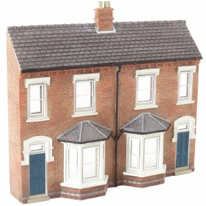Bachmann OO 44-202 Low Relief Front Terraced Houses