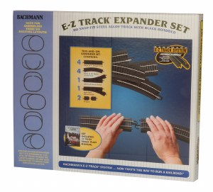 Bachmann Thomas & Friends OO 44494BE Thomas Track Layout Extender Pack