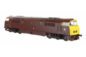 Dapol OO 4D-003-017 Class 52 D1016 'Western Gladiator' BR Maroon with Full Yellow Ends