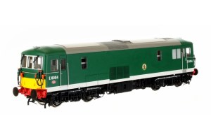 Dapol OO 4D-006-010 Class 73 BR Green E6004 Grey/Green Solebar