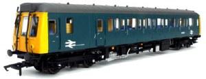 Dapol OO 4D-009-004 Class 121 Bubble Car W55023 BR Blue