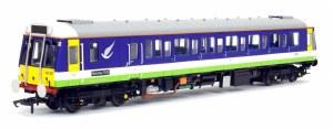 Dapol OO 4D-009-005 Class 121 Silverlink 55027