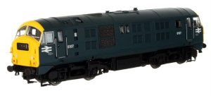 Dapol OO 4D-014-003 Class 29 D6107 BR Blue with Full Yellow Ends