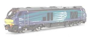 Dapol OO 4D-022-016 Class 68 68034 DRS