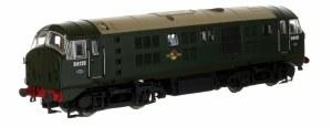 Dapol OO 4D-025-002 Class 21 Bo-Bo D6120 BR Green