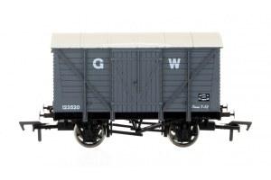 Dapol OO 4F-012-023 Ventilated Van GWR 123520