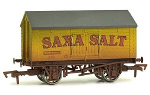 Dapol OO 4F-018-008 10T Salt Van 236 Saxa Salt Weathered