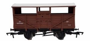 Dapol OO 4F-020-035 Cattle Wagon BR B893460