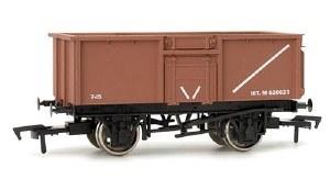 Dapol OO 4F-030-009 16T Steel Mineral Wagon M620674 BR Bauxite