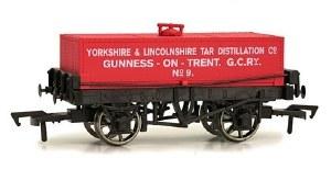 Dapol OO 4F-032-013 12T Rectangular Tank Wagon Yorkshire & Lincolnshire Tar Distillation Co