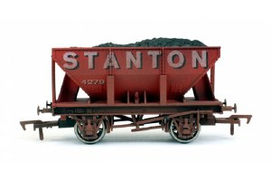 Dapol OO 4F-033-107 24T Hopper Stanton Weathered