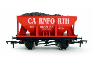 Dapol OO 4F-033-110 24T Steel Ore Hopper Carnforth Iron Co 236